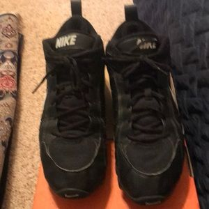 Football athletic shoes